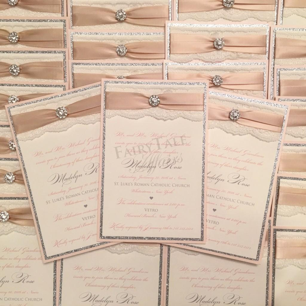Fairy Tale Affairs Invitations with perfect invitation layout